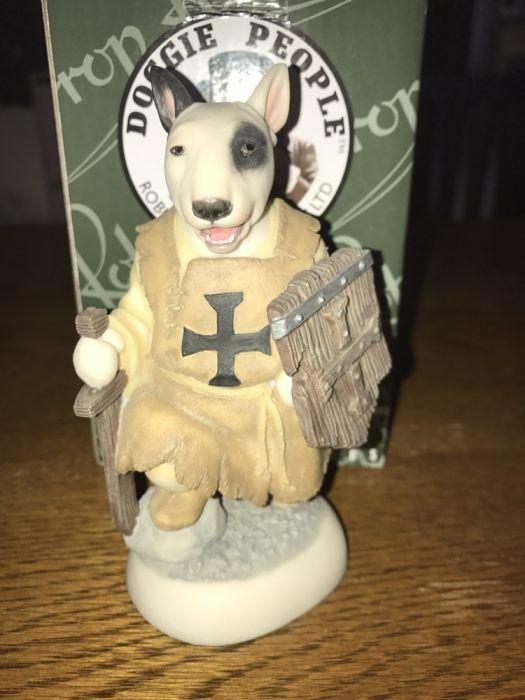 Statueta Bull Terrier Robert Harrop
