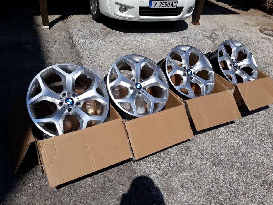 Джанти style 214 за БМВ Х5 Х6 20'' цола BMW X5 X6 e53 e70 e71 Нови гр. Елхово - image 9