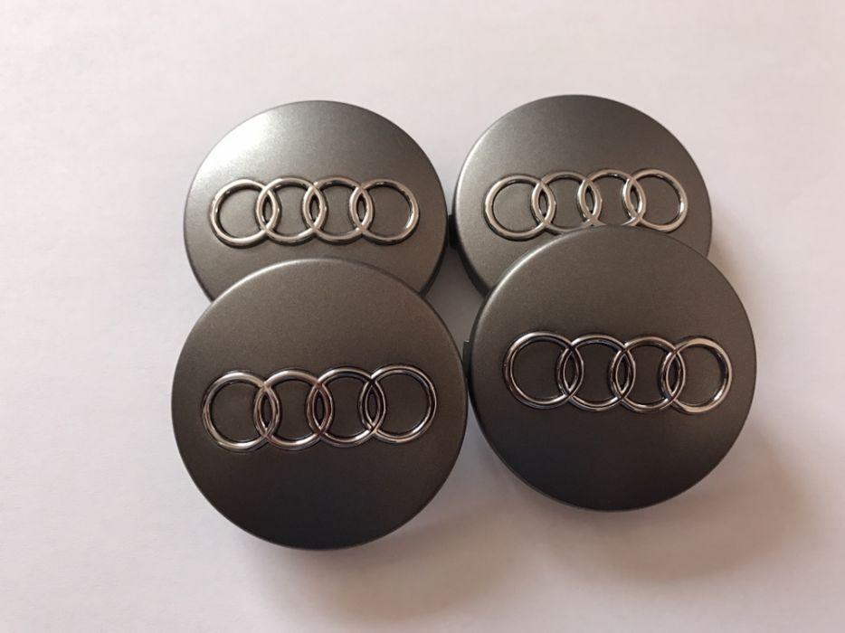 Capace jante Audi 58mm noi