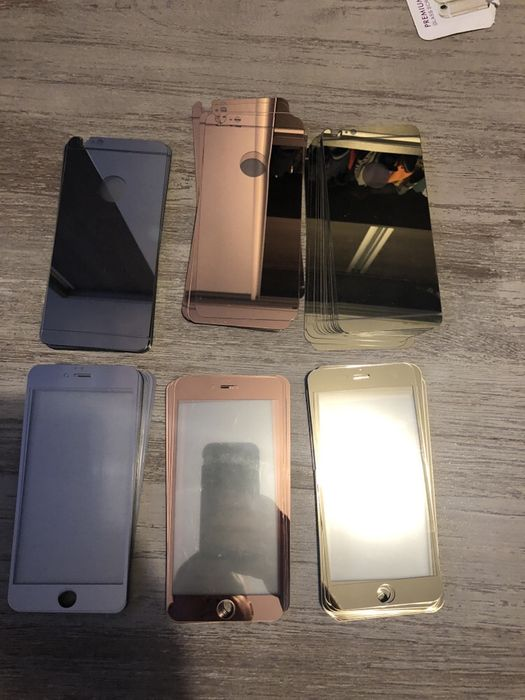 Vand folie iphone 6 ,6s plus