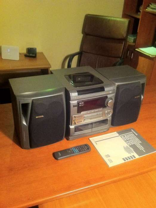 AIWA NSX stereo sistem