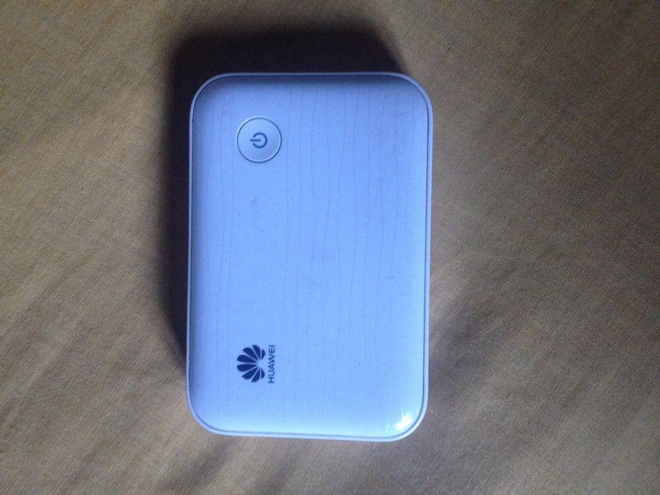 Modem huawei 5200 mah, internet e power Bank