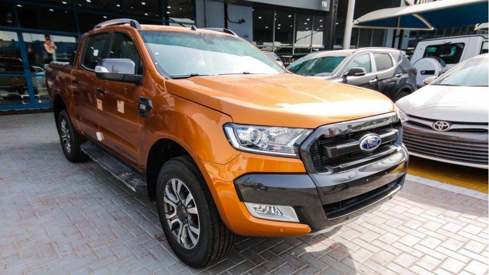 Ford Ranger novo disponível 0Km