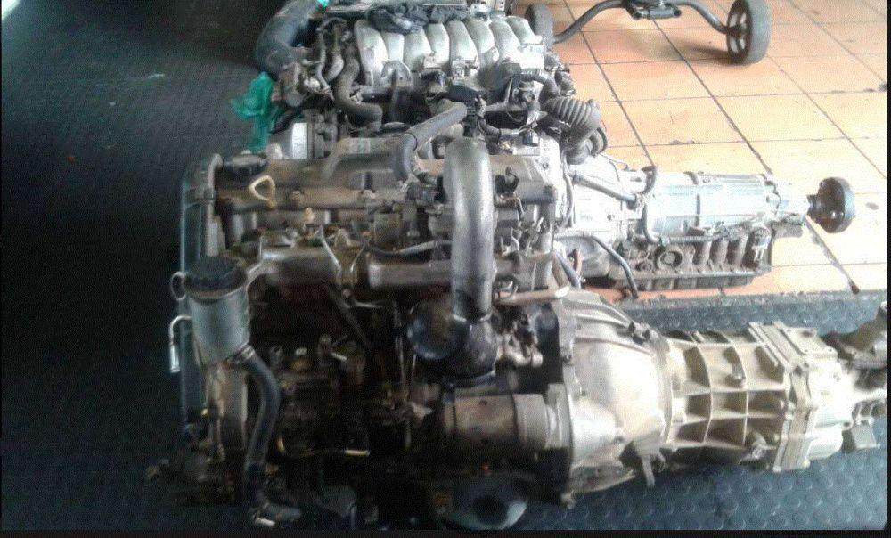 Vendo e monto motor e Caixa de Velocidade para KZTE