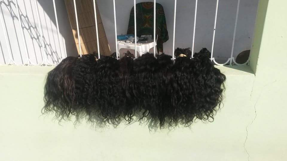 Nacala chegamos nos com a solução para os cabelos