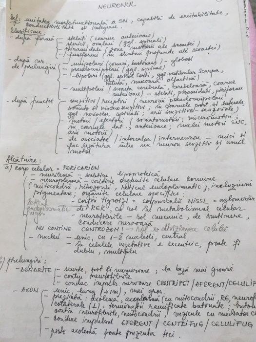 Materiale pentru bac biologie si admiterea la medicina
