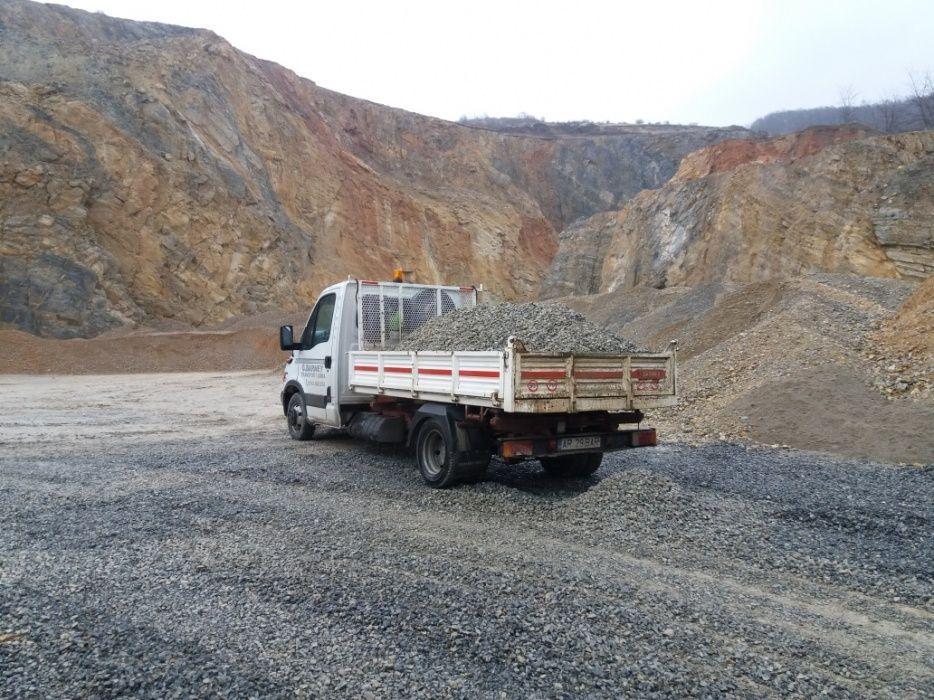Nisip,balast si piatra de carieră Siria - imagine 5