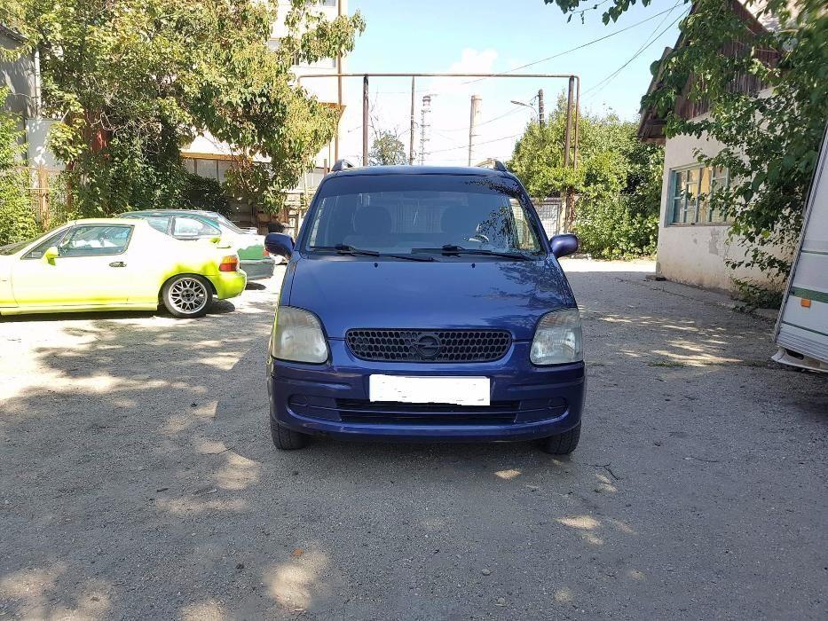 Dezmembrez Opel Agila 1.0 benzina 2002