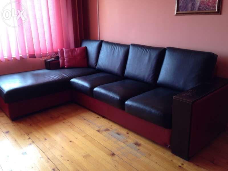 Продавам Кожен диван