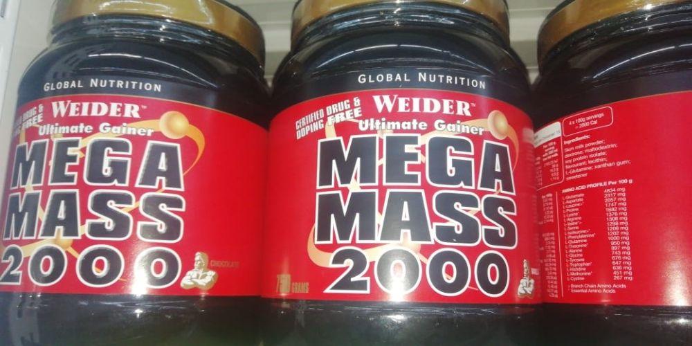Mega massa