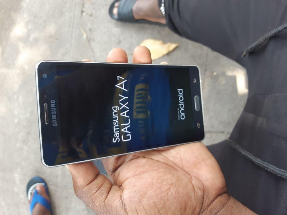 Galaxy A7 32g dual sim card ha melhor preço