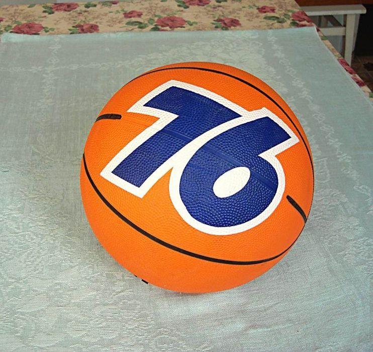 Раритетный баскетбольный мяч Unocal 76 из набора Union 76 Advertising