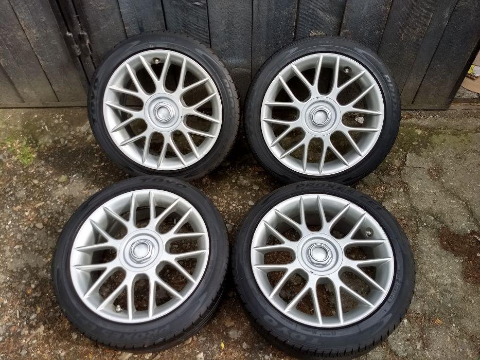 Jante VW Sharan / T4 , Seat Alhambra , Ford Galaxy 5 x 112 R17