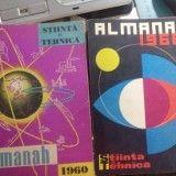 """Colectie """"Almanahul Stiintei si Tehnia """"- 1960-1970"""