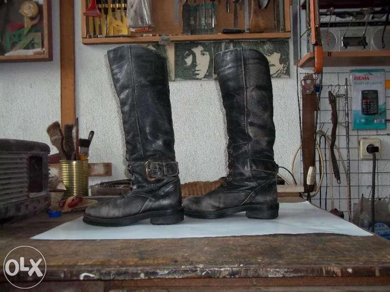 Висок клас маняшки ботуши, чизми, кубинки за познавачи- уникат.