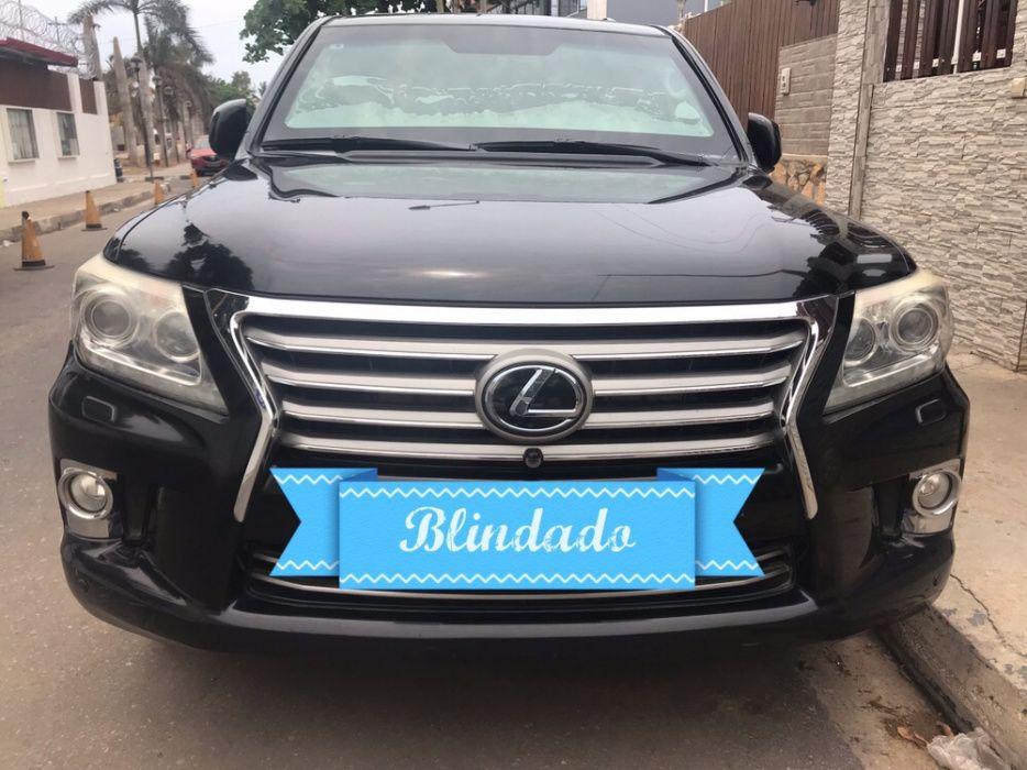 Lexus 570 Blindado