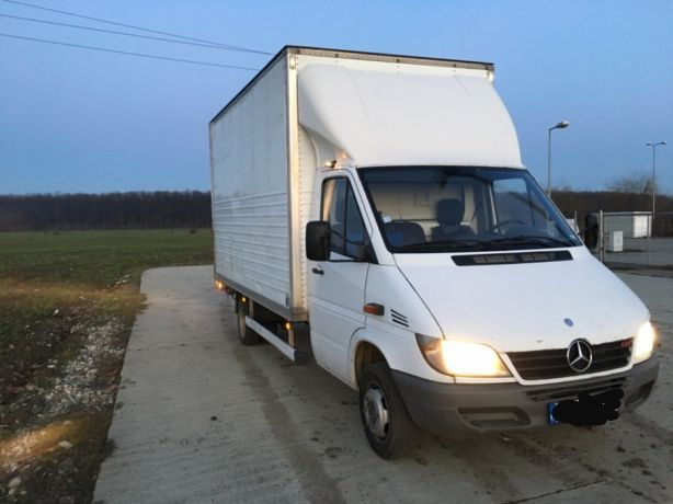 Transport marfa - Mutari - Debarasari Cluj-Napoca - imagine 1