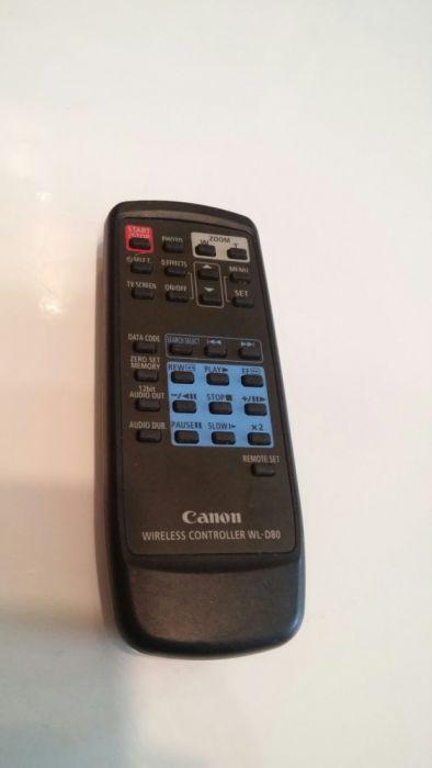 Canon WL D80 telecomanda