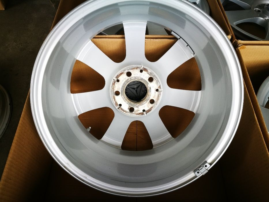 Jante Mercedes Originale R17 GLK W204X Bucuresti - imagine 5