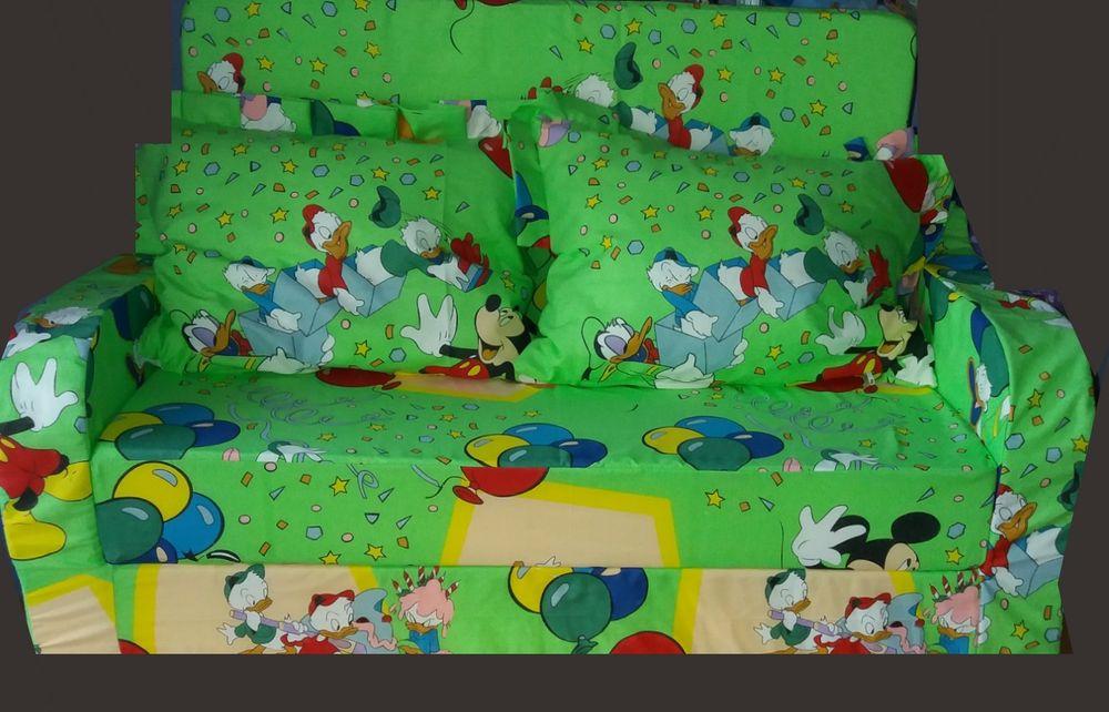 Canapea extensibila copii din burete