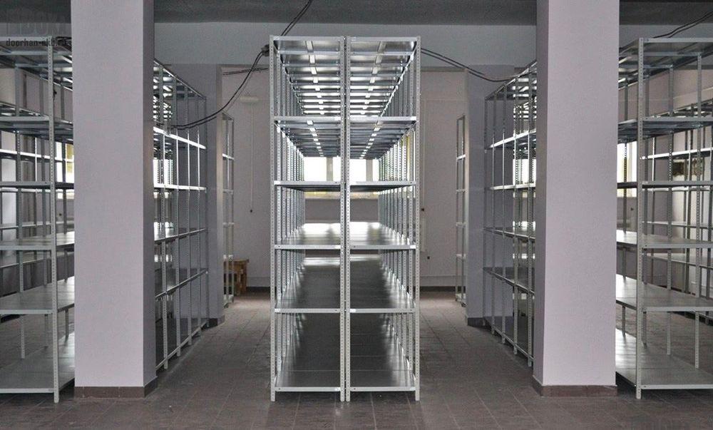 Стеллажи архивные, для склада и дома Актау - изображение 1