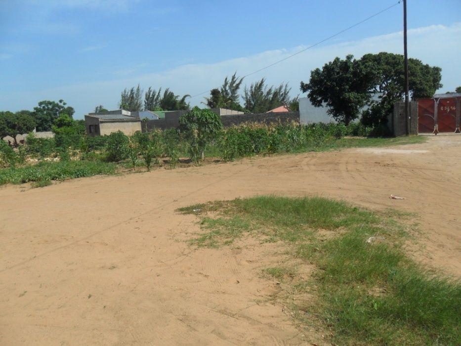 vende-se propriedade na matola rio djuba/atras do complexo alianca