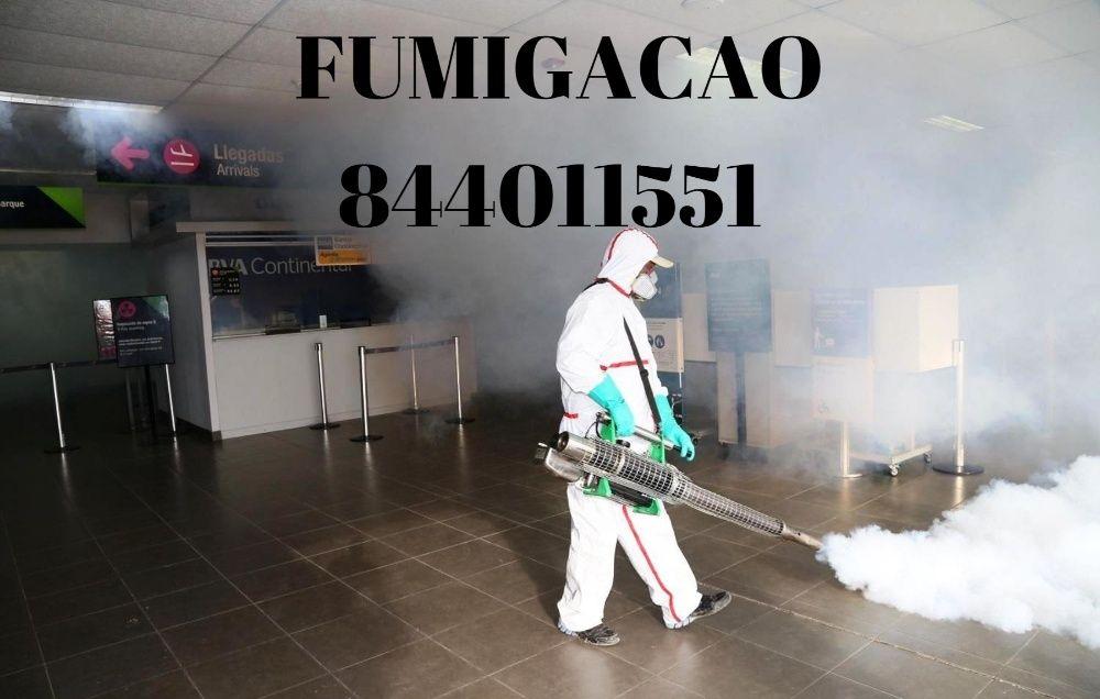 Serviços de Pulverizacao | Fumigacao: Controlo de Pragas.