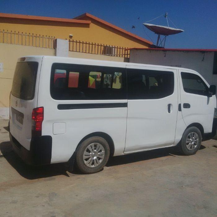 Nissan Urvan Quadradinho