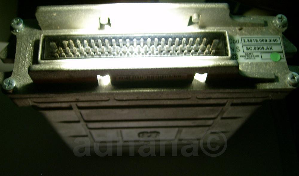 Calculator transmisie DEUTZ FAHR Cod_2.8519.009.0/40 N.S_SC.0009.AK