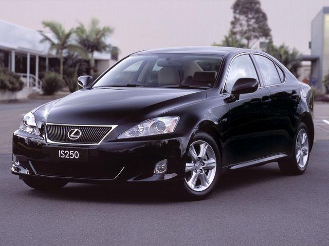 Авторазбор Lexus IS 250