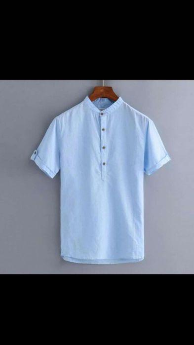 d7eacd3beb Camisa de linho Alto-Maé • olx.co.mz