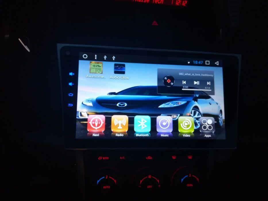Navigatie dvd tv auto dedicata mazda 6 gh