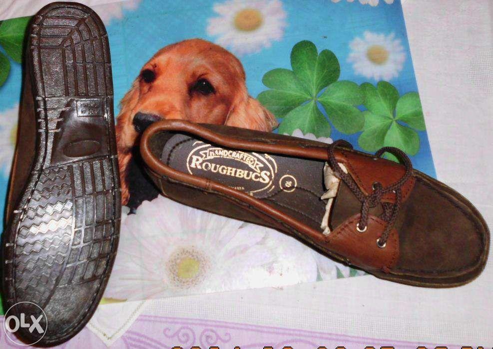 Pantofi piele intoarsa marimea 26