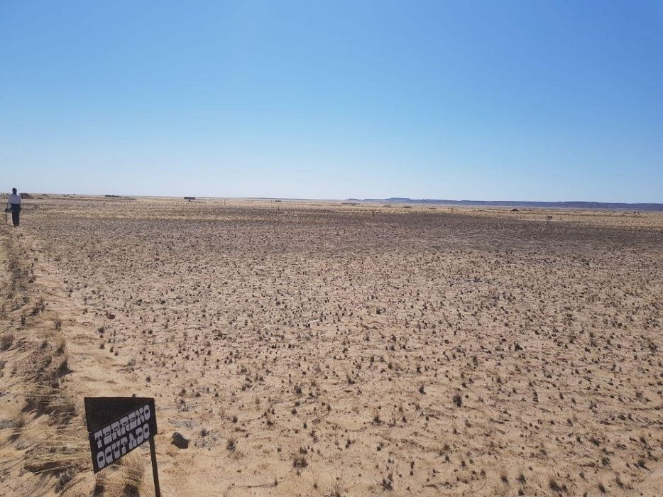 Terreno de Namibi Dimensão do Terreno- 450 m2