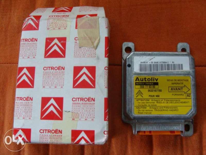 Компютър за airbag Ecu 8216a2 за CItroen