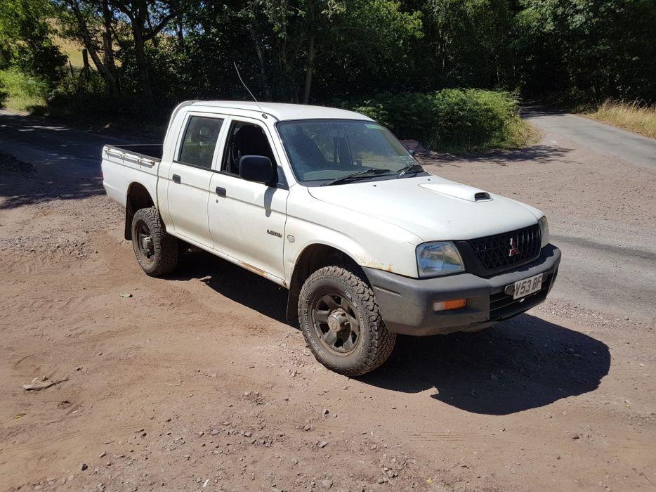 Dezmembrez Mitsubishi L200 2003