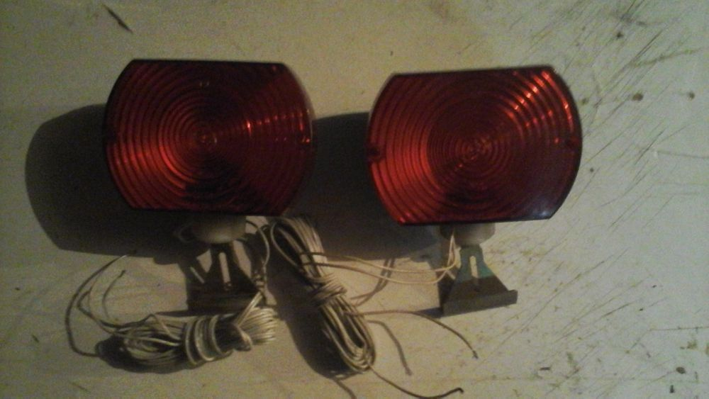 Продам стоп сигналы или обмен на лед лампы Н4