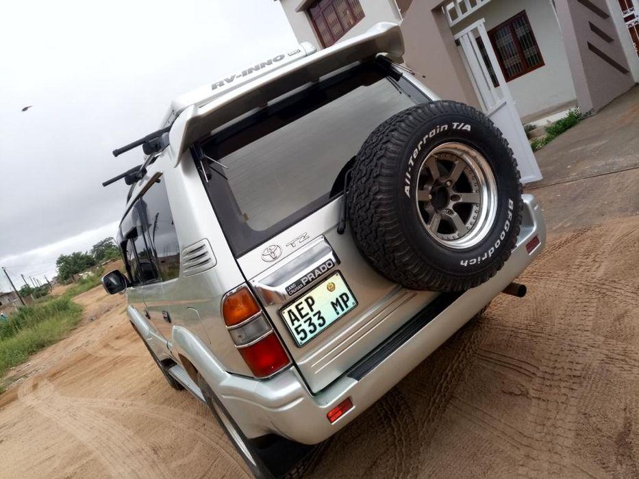Toyota Prado super clean Gasolina