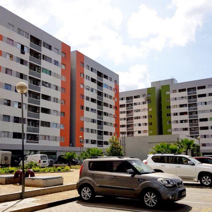 Vendemos Apartamento T2 Condomínio Villas de Luanda (FILDA)