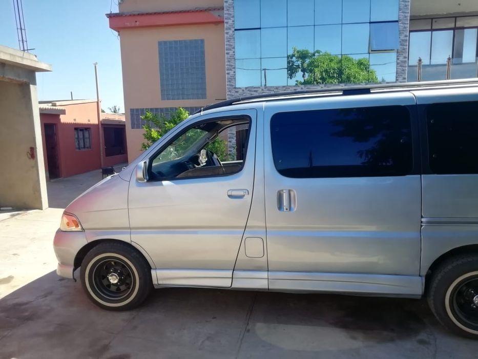 Regius a gasolina super clean Maputo - imagem 5