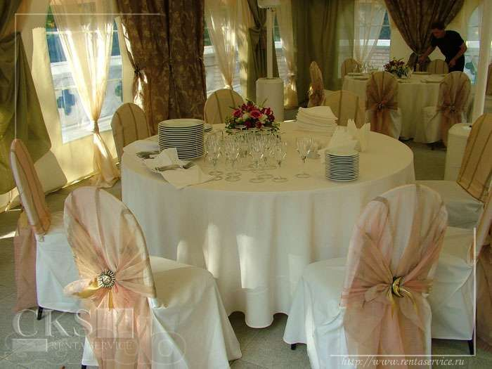 Тефлоновые ткани для пошива скатертей, салфеток, чехлов для стульев