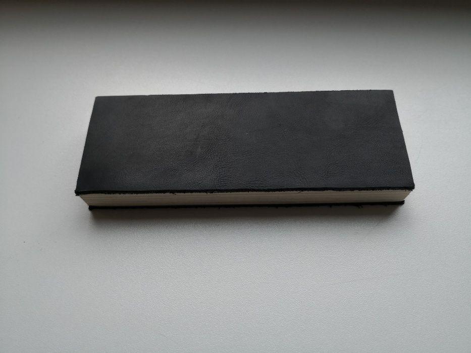 Strop piele pe suport din lemn pentru ascutit lustruit brici cutite