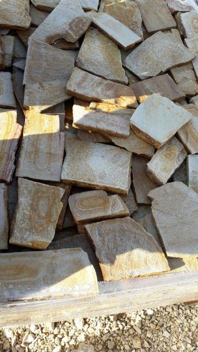 Piatra pentru placari pavaje zidari.