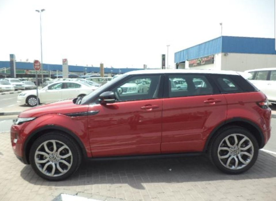 Range Rover a venda