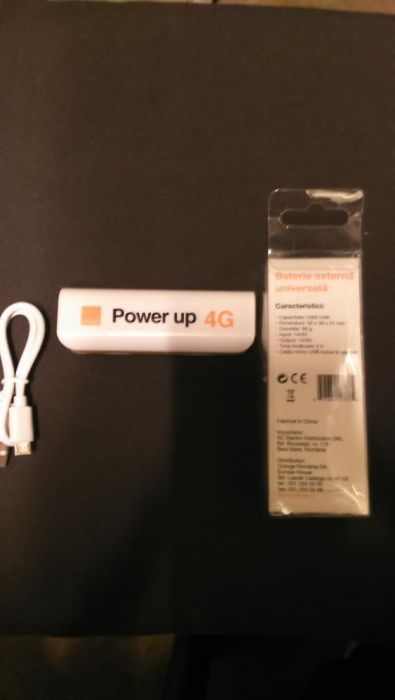 Baterie externa Orange 2000 mAh