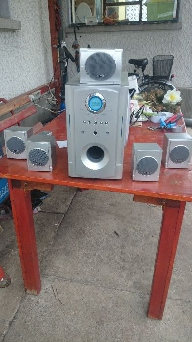 Sistem audio 5.1 DENVER DSS100