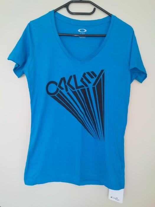 Oakley US - S / EU - M дамска тениска - чисто нова с етикети
