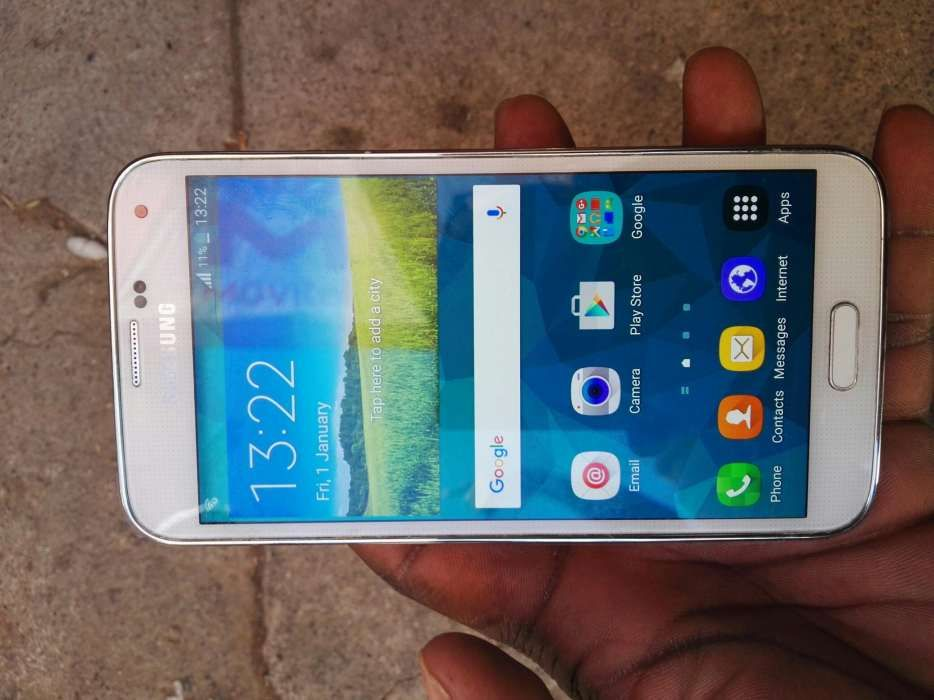 Samsung galaxy S5 fora da caixa