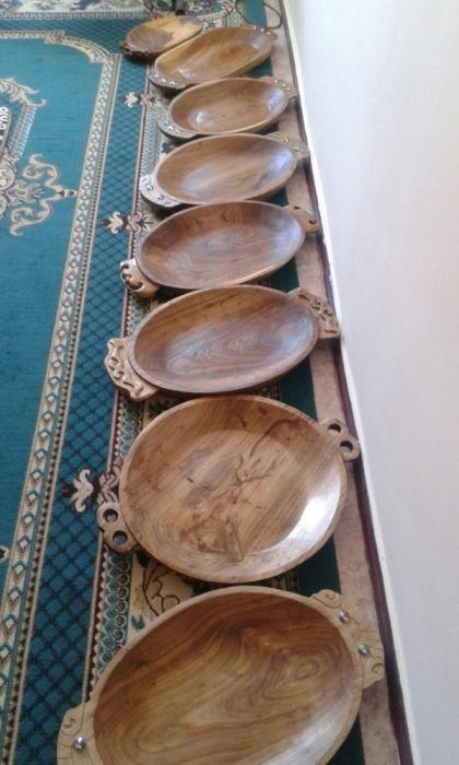 Астау, деревянная посуда на заказ