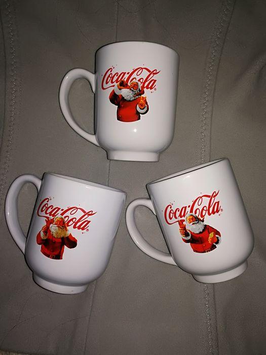 Кока кола- Coca Cola коледна чаша 2018
